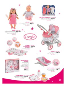 Catalogue Jouets Sajou Noël 2019 page 33