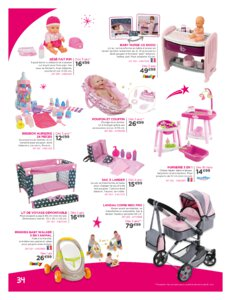Catalogue Jouets Sajou Noël 2019 page 34