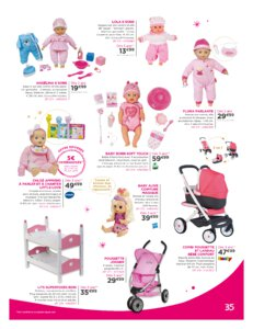 Catalogue Jouets Sajou Noël 2019 page 35