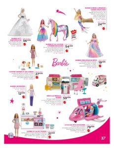 Catalogue Jouets Sajou Noël 2019 page 37