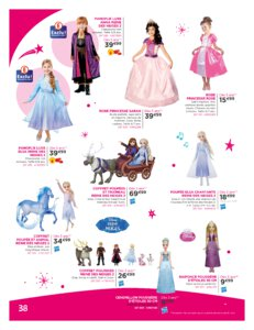 Catalogue Jouets Sajou Noël 2019 page 38