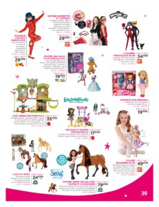 Catalogue Jouets Sajou Noël 2019 page 39