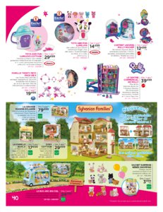 Catalogue Jouets Sajou Noël 2019 page 40