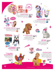 Catalogue Jouets Sajou Noël 2019 page 42