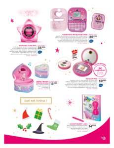Catalogue Jouets Sajou Noël 2019 page 43