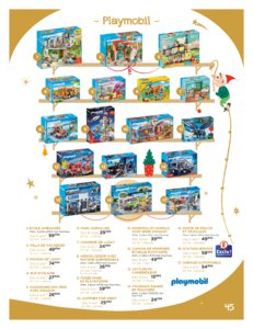 Catalogue Jouets Sajou Noël 2019 page 45