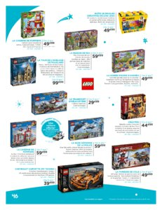Catalogue Jouets Sajou Noël 2019 page 46