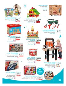 Catalogue Jouets Sajou Noël 2019 page 47