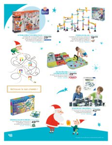 Catalogue Jouets Sajou Noël 2019 page 48