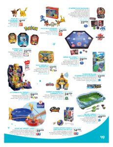 Catalogue Jouets Sajou Noël 2019 page 49