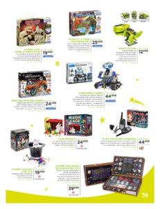 Catalogue Jouets Sajou Noël 2019 page 59