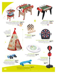 Catalogue Jouets Sajou Noël 2019 page 60