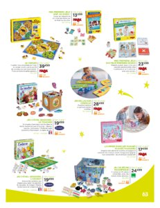 Catalogue Jouets Sajou Noël 2019 page 63