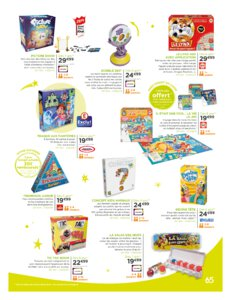 Catalogue Jouets Sajou Noël 2019 page 65