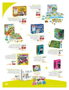 Catalogue Jouets Sajou Noël 2019 page 66