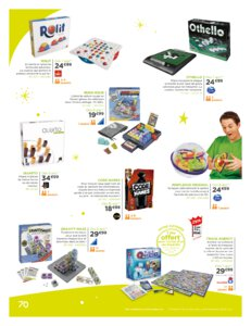 Catalogue Jouets Sajou Noël 2019 page 70