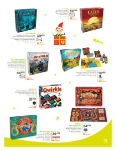 Catalogue Jouets Sajou Noël 2019 page 71