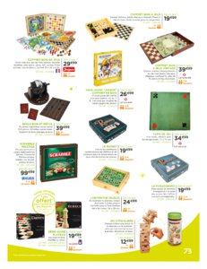 Catalogue Jouets Sajou Noël 2019 page 73