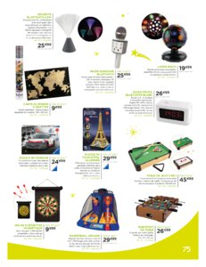 Catalogue Jouets Sajou Noël 2019 page 75