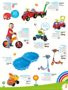Catalogue Jouets Sajou Printemps 2017 page 3