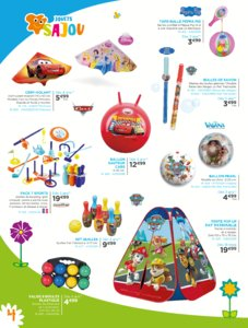 Catalogue Jouets Sajou Printemps 2017 page 4