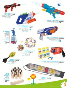 Catalogue Jouets Sajou Printemps 2017 page 5