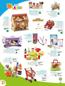Catalogue Jouets Sajou Printemps 2017 page 10