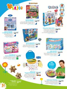 Catalogue Jouets Sajou Printemps 2017 page 14