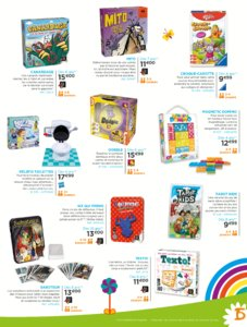 Catalogue Jouets Sajou Printemps 2017 page 15