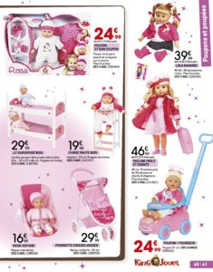 Catalogue King Jouet Noël 2016 page 61