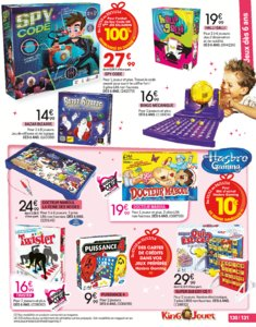 Catalogue King Jouet Noël 2016 page 131