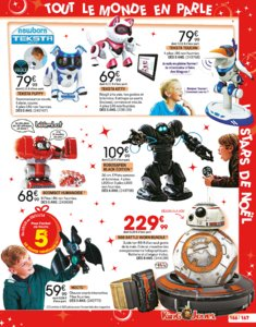 Catalogue King Jouet Noël 2016 page 167