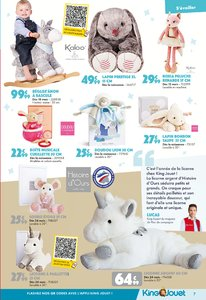 Catalogue King Jouet Noël 2018 page 7