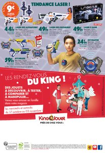 Catalogue King Jouet Noël 2018 page 172