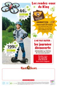 Catalogue King Jouet France Printemps 2017 page 88
