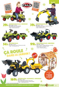 Catalogue King Jouet France Printemps 2019 page 27