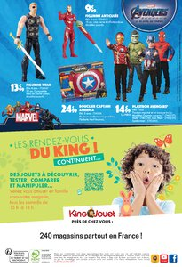 Catalogue King Jouet France Printemps 2019 page 88