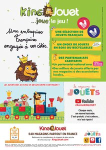 Catalogue King Jouet France Rentrée 2020 page 22