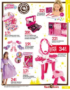 Catalogue King Jouet Noël 2015 page 45