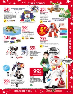 Catalogue King Jouet Noël 2015 page 73