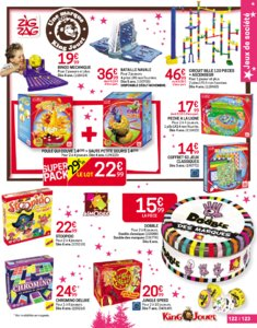 Catalogue King Jouet Noël 2015 page 123