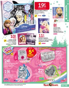Catalogue King Jouet Noël 2015 page 143