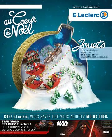 Catalogue Leclerc Noël 2015
