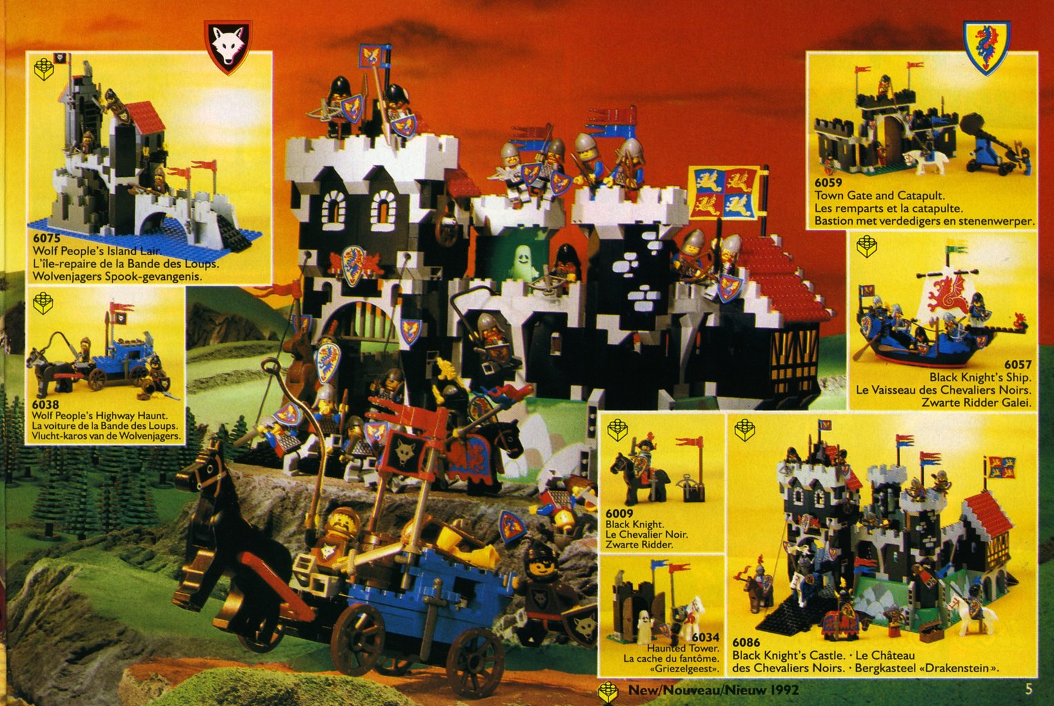 1992De Jouets Lego Lego 1992De Catalogue Lego Catalogue 1992De Jouets Catalogue thQdCsrx