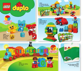 Catalogue LEGO Second Semestre Juin À Décembre 2019 page 4