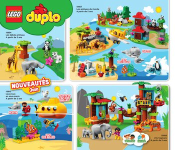 Catalogue LEGO Second Semestre Juin À Décembre 2019 page 6