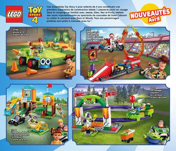 Catalogue LEGO Second Semestre Juin À Décembre 2019 page 12