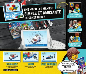 Catalogue LEGO Second Semestre Juin À Décembre 2019 page 21