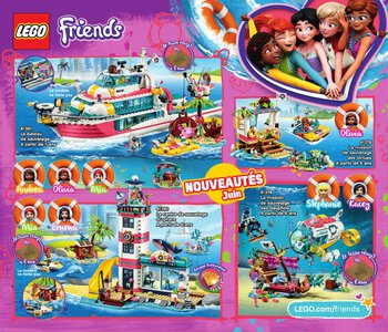 Catalogue LEGO Second Semestre Juin À Décembre 2019 page 24