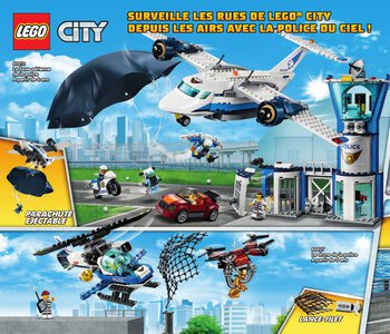 Catalogue LEGO Second Semestre Juin À Décembre 2019 page 32